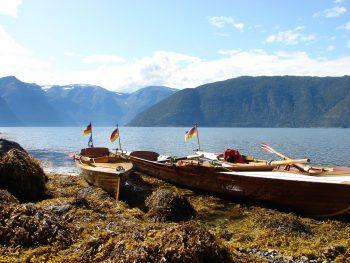 Wanderfahrt Norwegen 2009