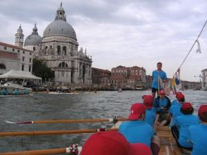 Venedig - Vogalonga 2012