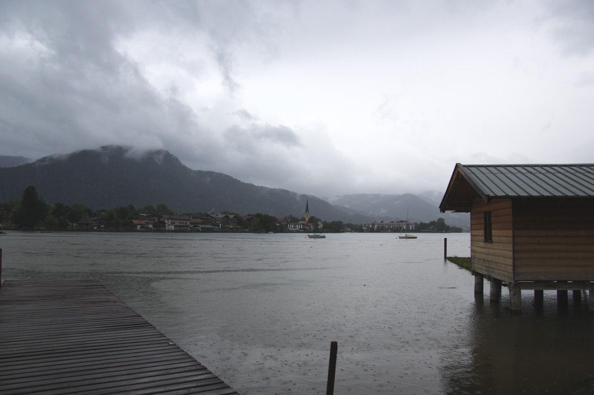 Regen am Tegernsee