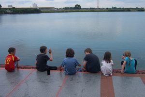 Jugendrudern in Erlangen