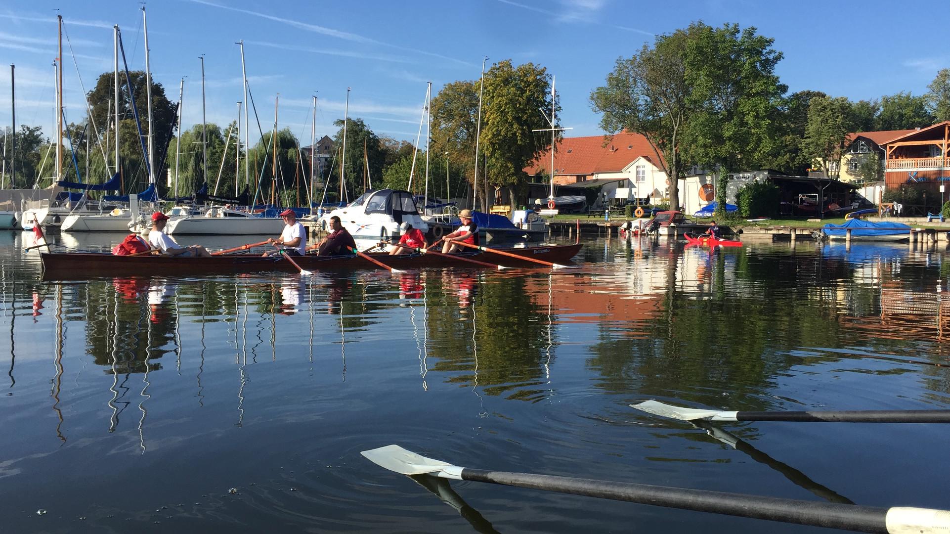 Wanderfahrt Neuruppin Septgember 2017