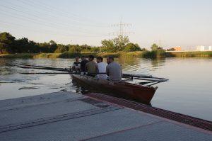 Rudern für Erwachsene @ EWF Bootshaus | Erlangen | Bayern | Deutschland