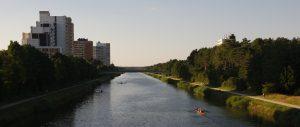 Main-DOnau-Kanal bei Erlangen-Büchenbach