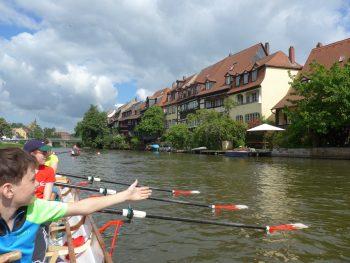 Himmelfahrts-Tagesfahrt auf Regnitz und Main