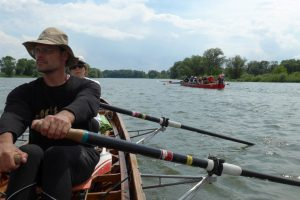 Wanderfahrt Donau