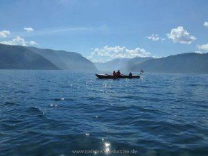 Sommerwanderfahrt 2020 auf dem Sognefjord - Norwegen @ Sognefjord | Solvorn | Sogn og Fjordane | Norwegen