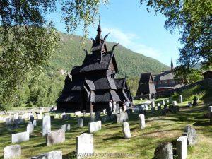 … der schönsten Stabkirchen