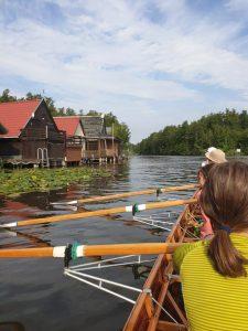 Bootshäuser bei Mirow
