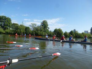 Gemeinschaftsfahrt Bamberger Gewässer