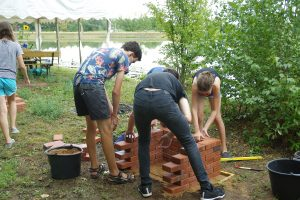 Jugendaktion in den Sommerferien